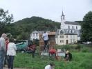 Bau des Insektenhotels