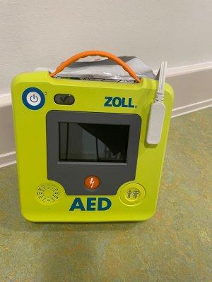 Einweisung AED
